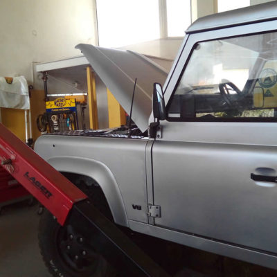 ΡΟΥΜΠΑΝΗΣ Συνεργείο Land Rover & Jaguar | Αθήνα